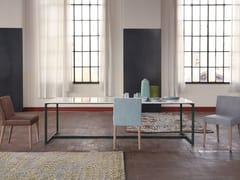 - Rectangular marble table MILANO | Marble table - COLLI CASA