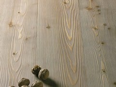 - Knotted larch varnished clay parquet LARCH PLANKS | Larch parquet - CADORIN GROUP