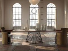 - Contemporary style oval table VENEZIA | Table - COLLI CASA