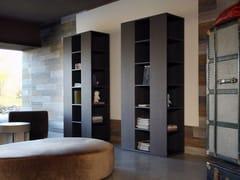 - Freestanding wooden bookcase VOLTERRA | Bookcase - COLLI CASA