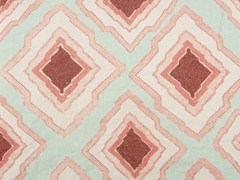 - Check linen fabric SHANNYN - KOHRO