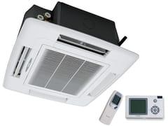 Ventilconvettore a cassette ad acqua SIlence AEWC - EMMETI