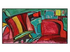 - Contemporary style decorative painting LA VIE COMMANDE - COLLI CASA
