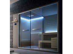 - Sauna / turkish bath ETHOS | Sauna - GRUPPO GEROMIN
