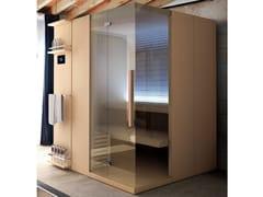 - Finnish sauna for chromotherapy CUNA | Sauna - HAFRO