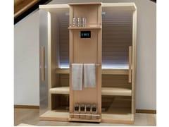 - Sauna with chromotherapy CUNA | Sauna - HAFRO