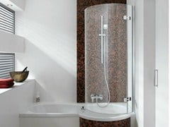 - Bathtub wall panel BETTECORA II - Bette