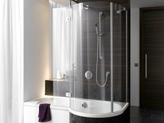 - Bathtub wall panel BETTECORA RONDA SWING II - Bette