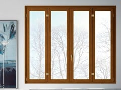 - Wooden casement window BASIC | Casement window - BG legno