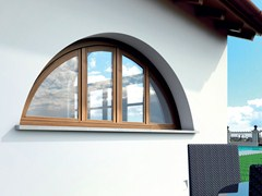 - Wooden casement window ALASKA | Window - BG legno