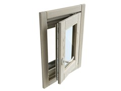 - Ash casement window ALASKA | Casement window - BG legno