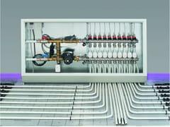 Sistema a pannello preformato per impianti di riscaldamentoCOFLOOR - OVENTROP