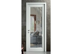 - Hinged glass door FIRENZE | Glass door - BG legno