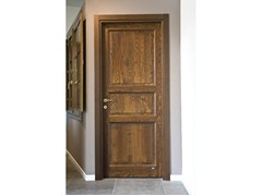 - Hinged wooden door FIRENZE | Wooden door - BG legno