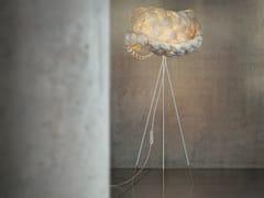 - Handmade paper floor lamp THE BRIDE LARGE | Floor lamp - Mammalampa