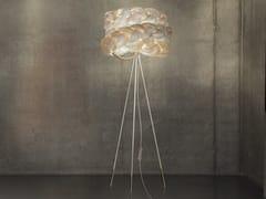 - Handmade paper floor lamp THE BRIDE MEDIUM | Floor lamp - Mammalampa