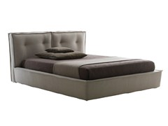 - Double bed with upholstered headboard BEE - Bolzan Letti