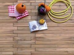 - Teak decking ZIP - Ravaioli Legnami