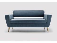 - 2 seater fabric leisure sofa SERIE_50W | 2 seater sofa - La Cividina