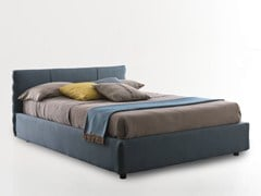 - Upholstered double bed SUN | Bed - Bolzan Letti