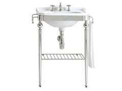 - Console washbasin NEW CITY - GENTRY HOME