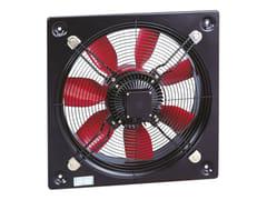 Ventilatore elicoidale da parete compact hcfb hcft s - Ventilatore da parete ...