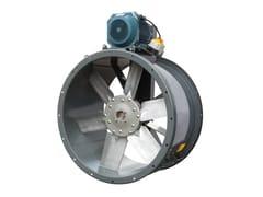 Ventilatore elicoidale tubolare a trasmissioneTTT-N - S & P ITALIA