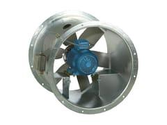 Ventilatore elicoidale intubato con pale regolabiliTGT - S & P ITALIA