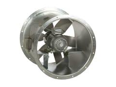 Ventilatore assiale con pale regolabiliTHGT - S & P ITALIA