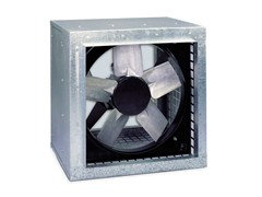 - Mechanical forced ventilation system CHGT - S & P Italia