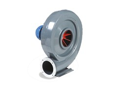 - Centrifugal and axial fan CBB/CBT - S & P Italia