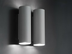 - Chrome plated wall light P7 - Boffi