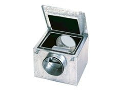 - Mechanical forced ventilation system CAB - S & P Italia