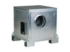 - Mechanical forced ventilation system CHMTC - S & P Italia
