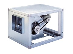 - Mechanical forced ventilation system CVTT - S & P Italia