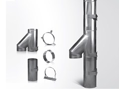 Condotte per l'aerazione di locali filtri fumoISOL CRS EI 120' - S.A.CO.P