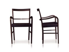- Upholstered chair with armrests VIENNA | Chair with armrests - ESTEL GROUP