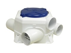 - Mechanical forced ventilation system OZEO E - S & P Italia