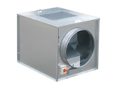 - Mechanical forced ventilation system CACT-T - S & P Italia