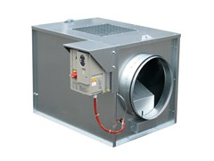 - Mechanical forced ventilation system CACT T ECOWATT - S & P Italia