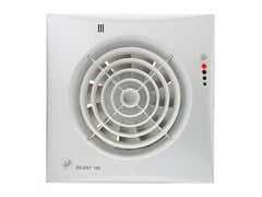 - Outlet and diffuser for channelled system SILENT-100 - S & P Italia