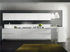 - Fitted kitchen CRETA SLIM FIT - Del Tongo