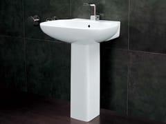 - Ceramic washbasin pedestal SPRINT | Washbasin pedestal - CERAMICA FLAMINIA
