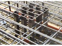 Tragelement aus Stahlbetonfertigteilen Innesto di fondazione - APE