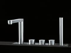 - Thermostatic bathtub tap with diverter W1 | Bathtub tap - Boffi