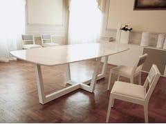 Tavolo rettangolare in marmoTORINO   Tavolo in marmo - COLLI CASA