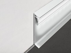- LED aluminium Skirting board PROSKIRTING GILED | Skirting board - PROGRESS PROFILES