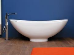 - Pietraluce® bathtub IO   Bathtub - CERAMICA FLAMINIA