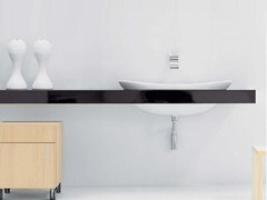 - Double washbasin countertop IO | Double washbasin countertop - CERAMICA FLAMINIA