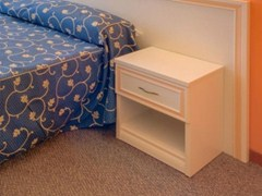 - Bedside table with drawers for hotel rooms AMARCORD | Bedside table with drawers - Mobilspazio